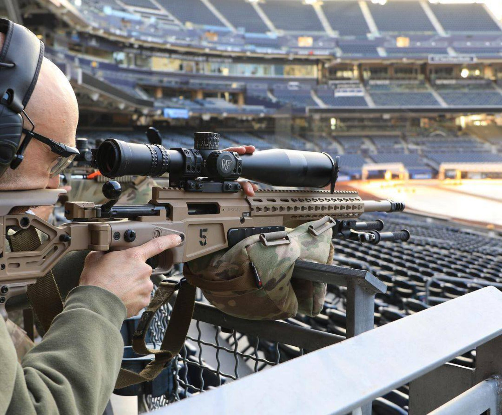 Baltic sniper